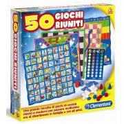 50 giochi riuniti Clementoni