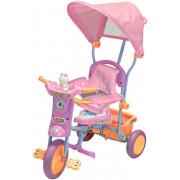 Triciclo Schiano rosa TS43