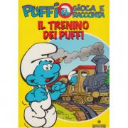 """Libretto """"Puffi - Il Trenino dei Puffii"""""""