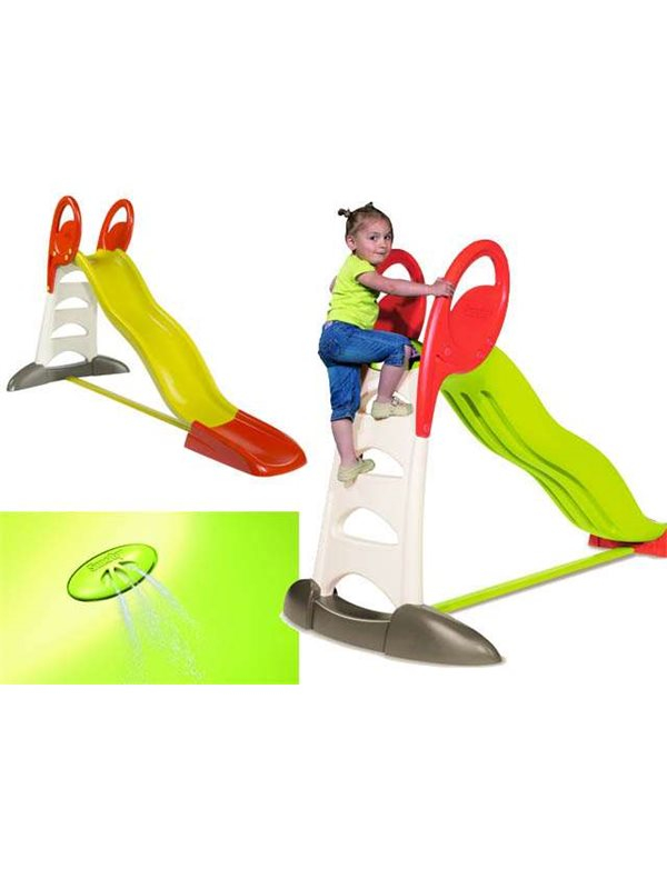 scivolo toboggan xl smoby 310261 giochi giocattoli. Black Bedroom Furniture Sets. Home Design Ideas