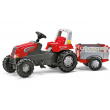 800261 RollyJunior RT con rimorchio Rolly Toys