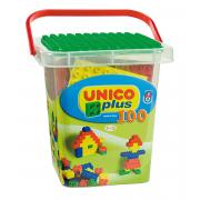 Unico Plus Secchio costruzioni 100 pezzi