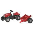 012305 Massey Ferguson con rimorchio Rolly Toys