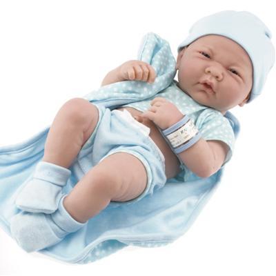 Bambola La Newborn 36 Cm Maschio Boy Berenguer Giochi