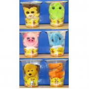 Animali peluche Cresci Cresci in acqua
