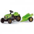 012169 RollyKid-X verde con rimorchio Rolly Toys