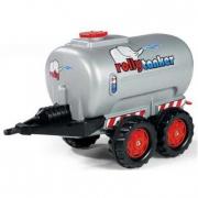 Serbatoio RollyTanker 2 assi grigio metallizzato Rolly Toys