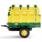 Carica fieno RollyHay Wagon John Deere 1 asse Rolly Toys