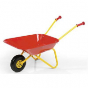 Carriola rossa metallo Rolly Toys