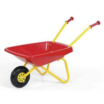 Carriola rossa plastica Rolly Toys