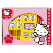 Hello Kitty set timbrini