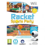 Racket Sports Party Wii