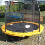 Trampolino elastico JumpPOD Classic 12 ft