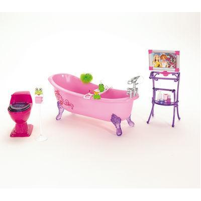 Barbie mini arredamenti vasca da bagno - Giochi - Giocattoli