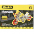 Set costruzioni Stanley Motorcycle