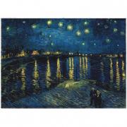 Van Gogh - Notte stellata sul Rodano 1000 pezzi