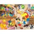 """Puzzle Maxi """"Pinocchio e Geppetto"""" 24 pezzi"""