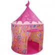 Tenda castello rosa fluorescente