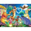 """Puzzle """"Winnie e le lucciole"""" 100 pezzi"""