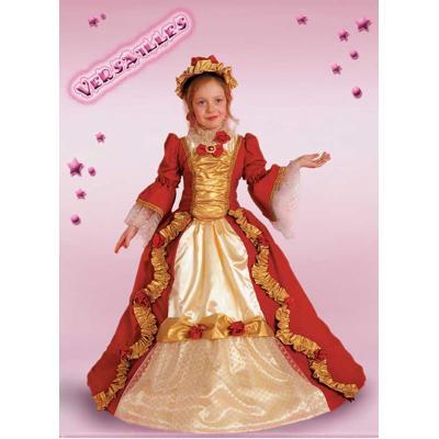 Costume Versailles tg. 5/6 anni