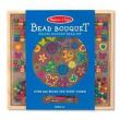 Bead bouquet set perline in legno