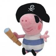 Peppa Pig peluche George Pirata cm. 25