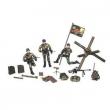 Set militari Marine con accessori