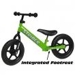 Bici strider verde senza pedali