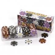 Dal Negro - Chips Stampigliate 100 pz val.20-500