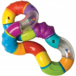 Nuby massaggia gengive Twisty Rattle