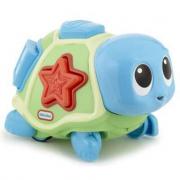 Tartaruga rampante con forme a incastro
