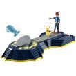 Pokemon la base di combattimento di Sacha T18563D