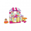 La casa cozy mega bloks first  builder