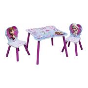 Frozen tavolino con 2 sedie