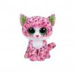 Gatto sofia rosa 15cm