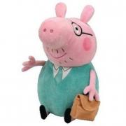 Peppa Pig peluche Papà Pig cm. 25