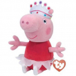 Peppa Pig peluche Peppa Pig ballerina cm. 28
