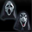 Maschera Fantasma in Eva c/cappuccio 2 modelli assortiti
