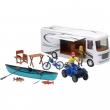 Camper extreme adventure