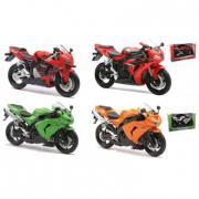 Moto Honda CBR 600 1/12 assortite