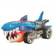 Sharkruiser extreme action veicolo squalo