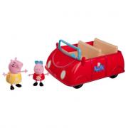 Peppa grande macchina rossa