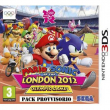 Mario & Sonic Olimpiadi Di Londra 3Ds