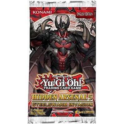 Yu-Gi-Oh! Buste Arsenale Nascosto 5