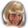 "Parrucca ""Pin up"" bionda in busta"
