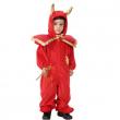 Costume diavoletto 1/2 anni