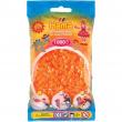 Hama 1000 perline neon arancio