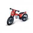 Mika bici in legno senza pedali