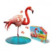 Fenicottero rosa puzzle 100 pezzi
