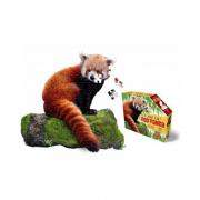Panda rosso puzzle 100 pezzi